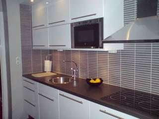 foto cozinha planejada pequena